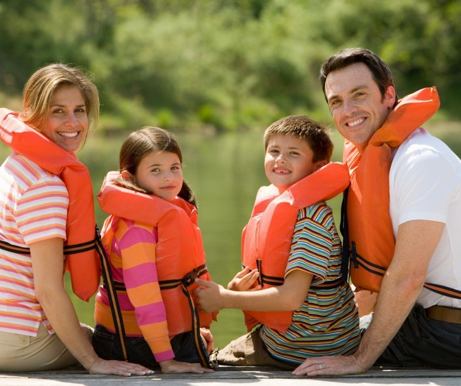Life Jackets Weight Limit