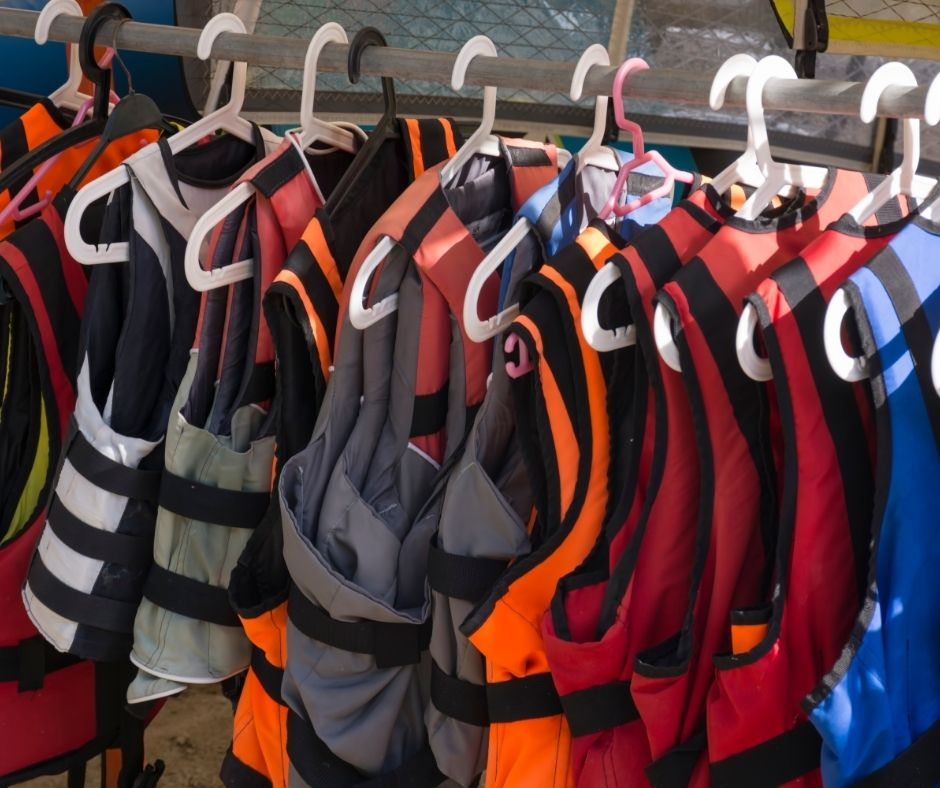 Types of Life Jackets